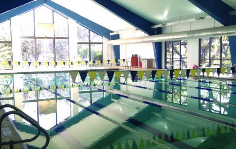 RCC pool deck, blocks receive winter upgrade