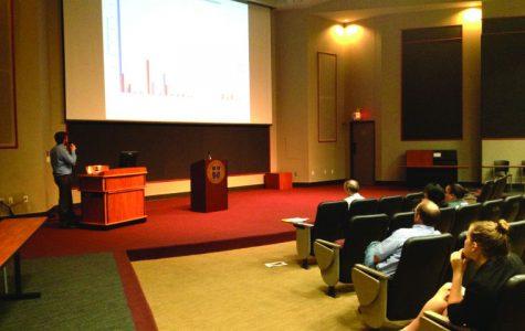 Undergraduates present student research at annual symposium