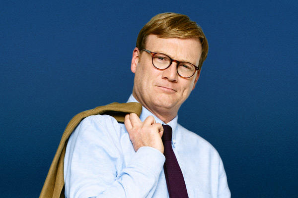 Andy Daly stars as a Life Reviewer whose life is in shambles.