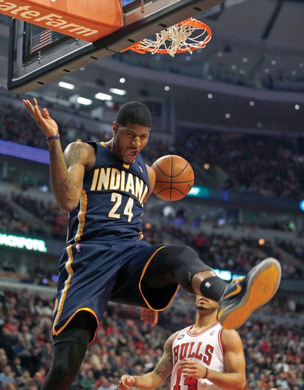 The Pacers have been self- destructing in recent weeks.
