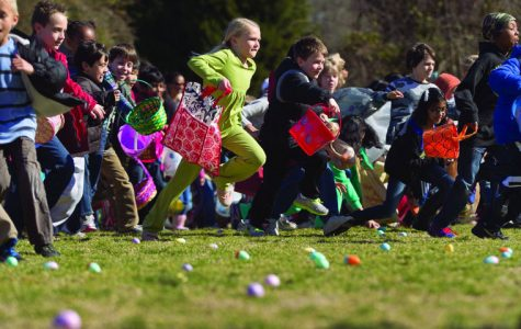Despite the kid-friendliness, Easter can be fun for adults, too.