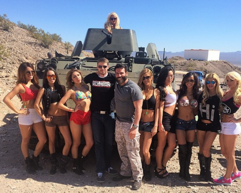 LIPGLOSS: What we can learn from Dan Bilzerian