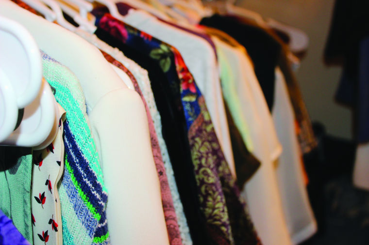Selling+or+donating+old+clothes+creates+closet+space+and+lets+you+get+a+fresh+start+this+spring.