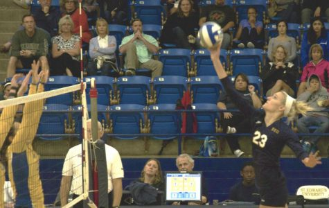 Coming off good tournament play in Alaska, the women's volleyball team plans to continue their winning streak.
