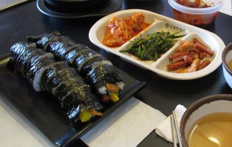 SEOUL: Eating on a Student Budget in Korea
