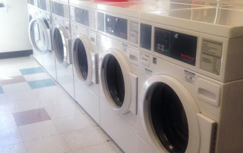 Laundry now free for residents