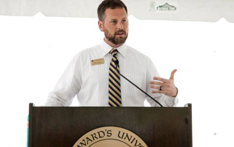 Lemons talks journey as director of Campus Recreation