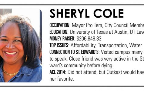 Sheryl Cole wants to make history as first African American mayor of Austin