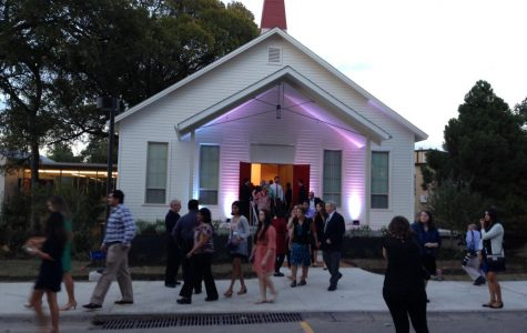 Religious events are often held around campus and a religious aspect is added to non-catholic events.