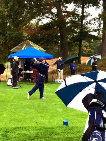 Men's golf host their first seasonal invitational, places fifth as a team