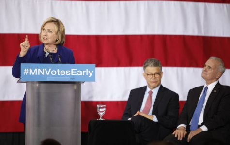 Clinton biggest obstacle for challengers from Democrats, GOP