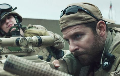 'American Sniper' describes war hero, veterans protest