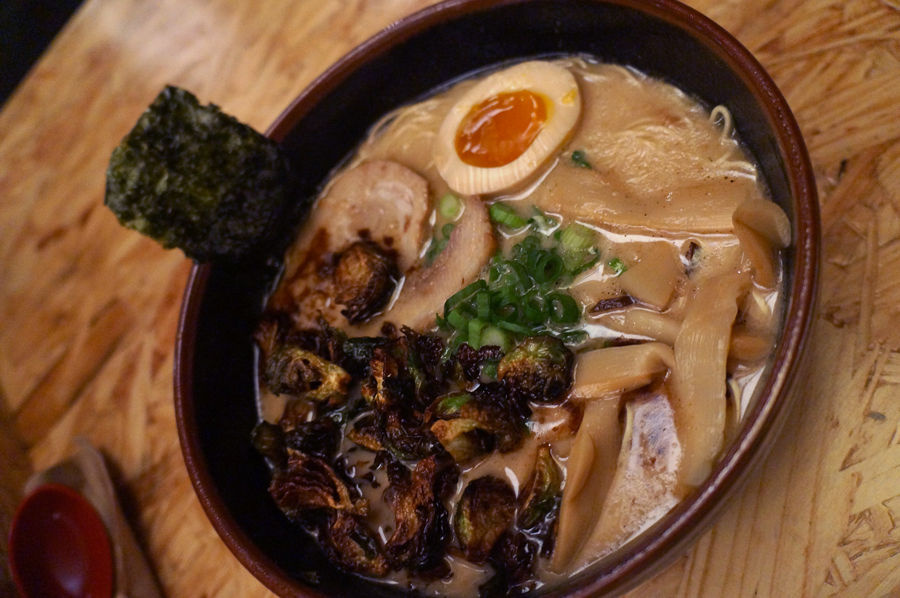 If you like your broth velvety and flavorful, then look no farther than Ramen Tatsu-Ya.