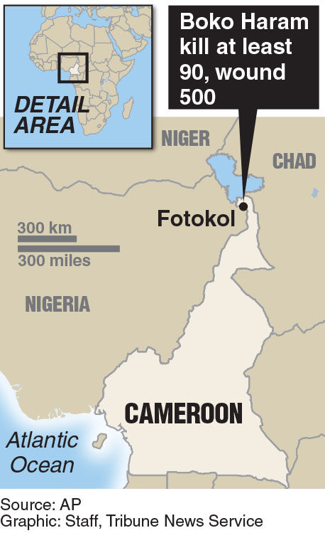 Boko Haram forbids Muslims from participating in political or social activity related to Western society.