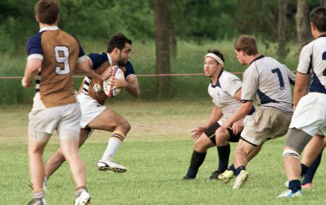 Rugby team stays undefeated, big home games coming up