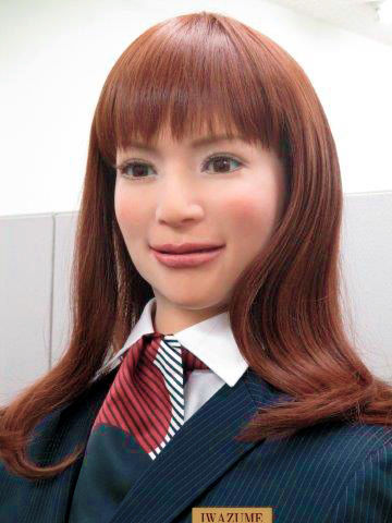Ten robots will greet guests in four different languages (English, Japanese, Chinese and Korean), carry luggage and take care of cleaning the rooms.