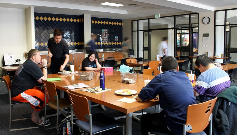 The program is an extension of the Austin Independent School District which has brought students 18-22 years old onto the St. Edward's campus for the last thirteen years.