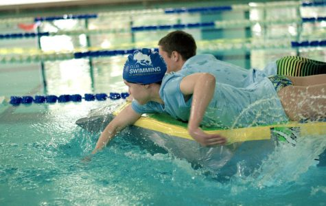 Aqua Gods win homecoming games for second year in row