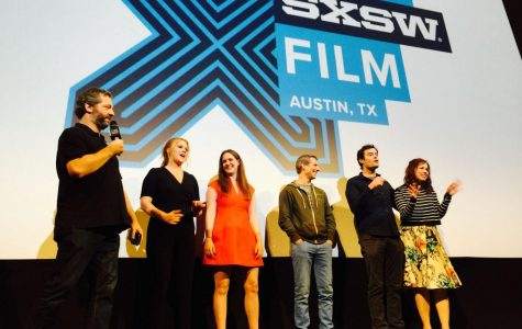 "SXSW: Amy Schumer, Judd Apatow debut unfinished ""Trainwreck"""