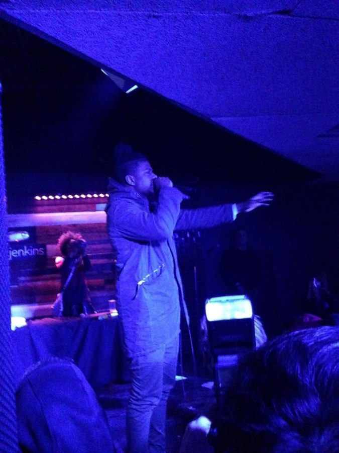 Mick Jenkins made a stop in Austin during his first headlining tour.