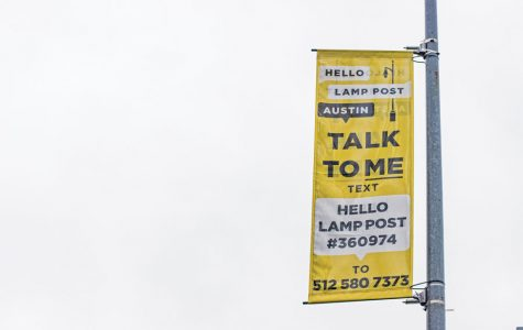 Interactive art project invites others to talk to inanimate objects