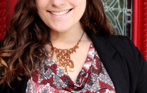 SGA presidential campaign: Shelby Evans
