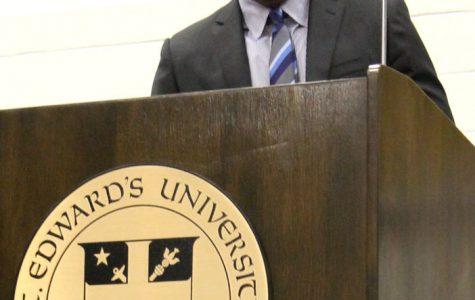 Public defendant, author Bryan Stevenson speaks at SEU