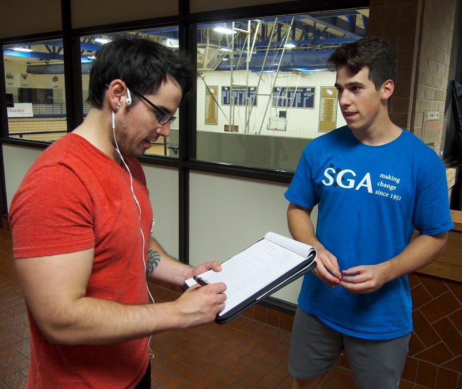 SGA took surveys about a new squat rack.