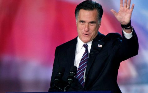 Only Mitt Romney can save the Republican Party from Donald Trump.