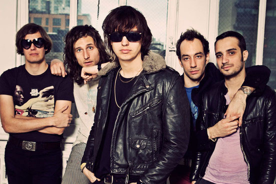 The Strokes performed at Austin City Limits in 2015.