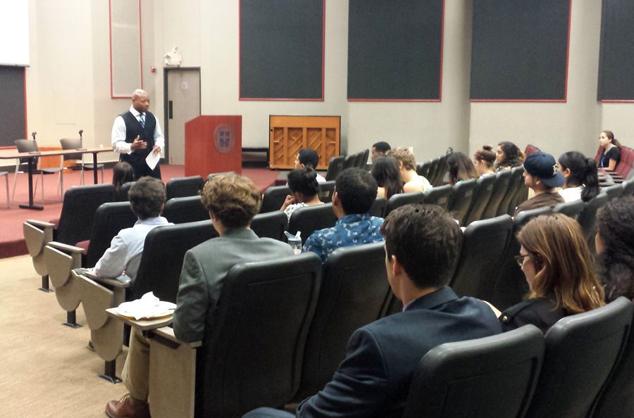 SGA holds biannual public forums.
