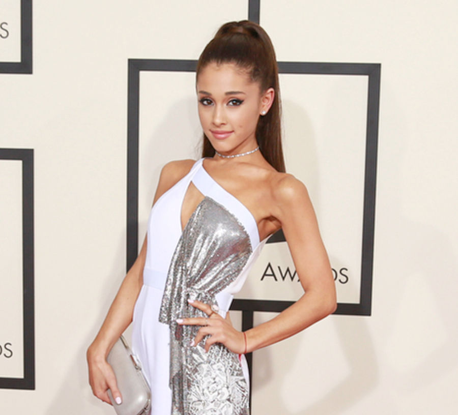During an interview with a radio station in L.A., Grande failed to call out the hosts for their sexist comments.