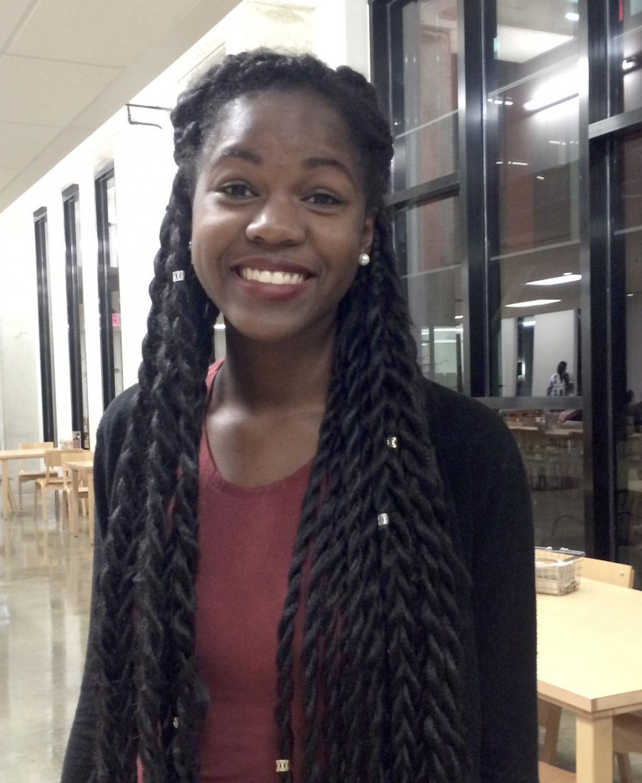 Chindori-Chininga had never lived outside of Harare, Zimbabwe before coming to St. Edward's.