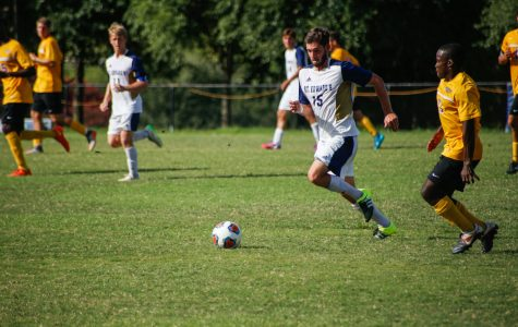 Men's Soccer wins Heartland Conference Championship, playoff bound
