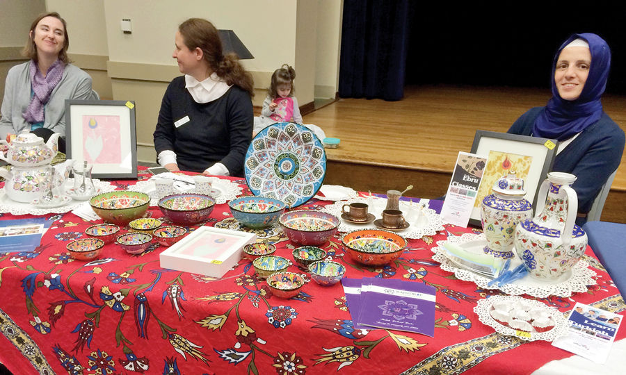 St. Edward's University's involvement in the International Participation Week offered students the chance to sample cuisine and crafts from a diverse group of vendors.