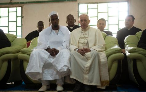 Pope Francis' visit to Africa will bring reconciliation and healing to the region