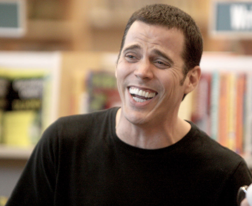 Steve-O%E2%80%99s+comedy+show+is+at+the+Paramount+Theatre+Nov.+21.