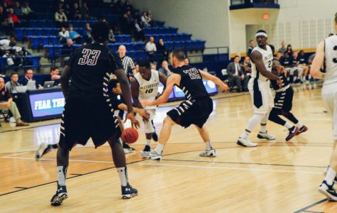 St. Edward's men's basketball team on two-game losing streak
