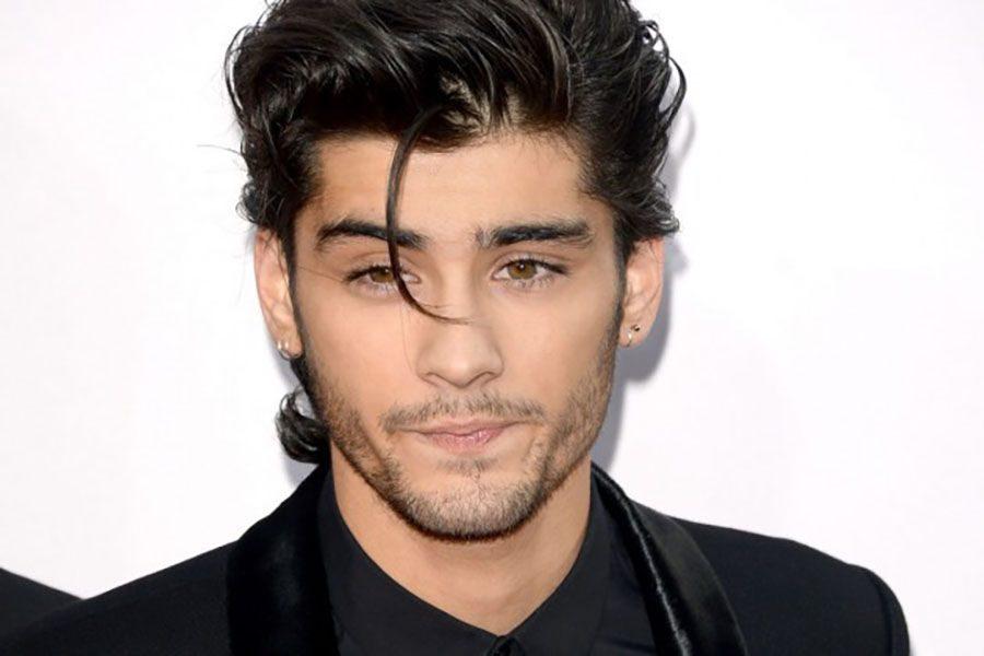 Former One Direction member Zayn Malik
