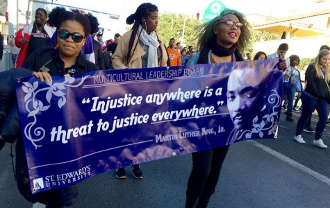 Martin Luther King, Jr. commemorated by annual Austin march