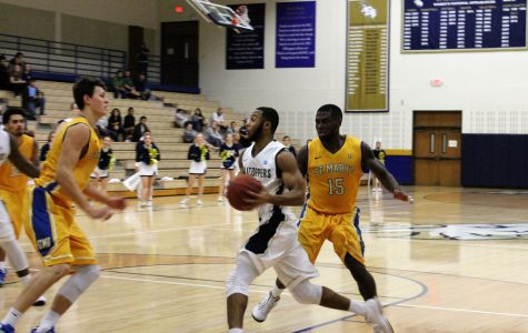 St. Edward's University men's basketball player reaches 1,000 career points