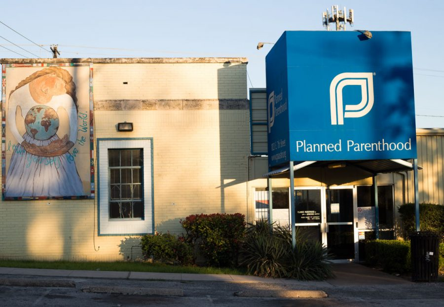 The Planned Parenthood location on East Seventh St. is one of the three remaining locations in Austin, Texas.