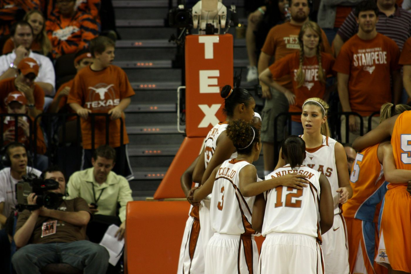 The women's basketball team finished their season at the NCAA Tournament.