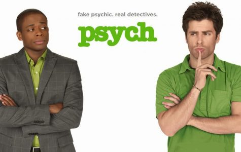 American television staple 'Psych' emphasizes human potential for change