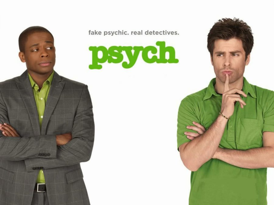 American television staple Psych emphasizes human potential for change