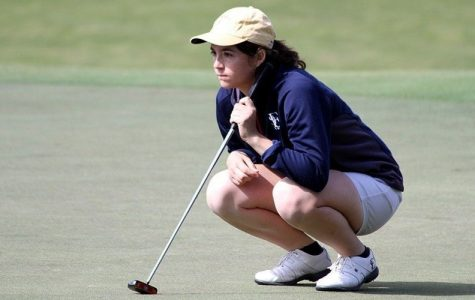 St. Edward's junior Jessica Tamen shot even-par 72 at the Heartland Conference Tournament.