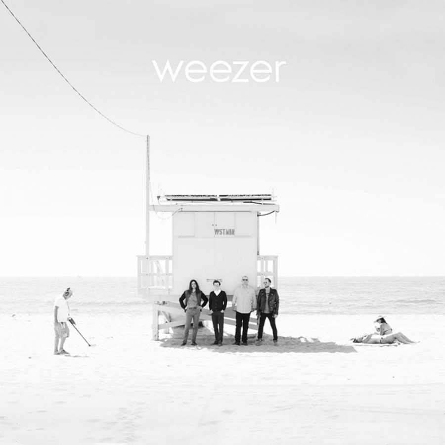 Weezer's new 'White Album' offers nostalgia for long-time Weezer-lovers, catchy tunes for new fans
