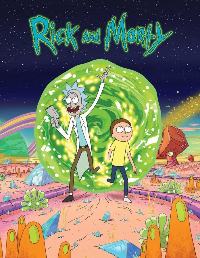 Adult animated series explores sci-fi through concept episodes