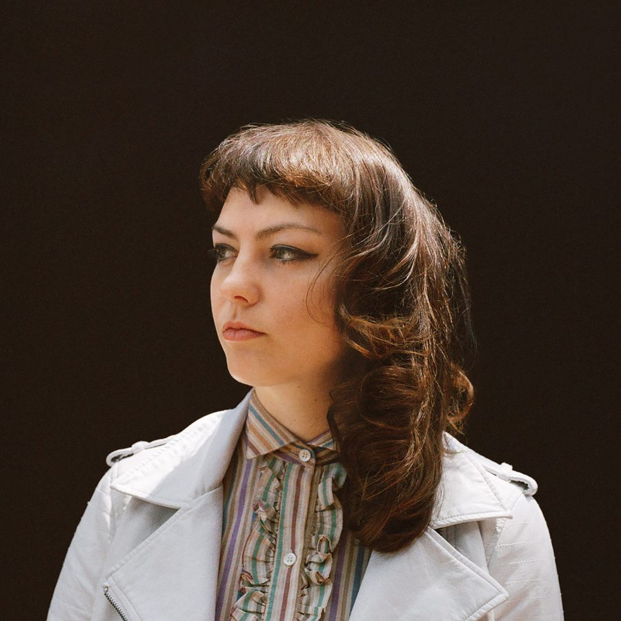 Angel+Olsen%27s+album+cover+for+%22My+Woman%22.