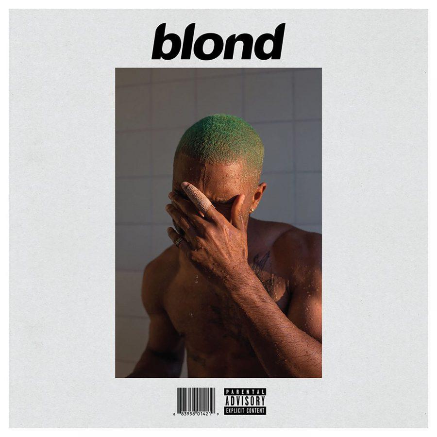 Album cover of Frank Ocean's